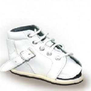 کفش پنجه برعکس