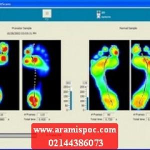دستگاه اسکن پا