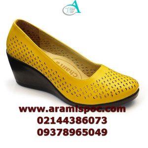 کفش طبی و انواع کفی مواج