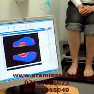 پیشرفته ترین سیستم اسکن کف پا