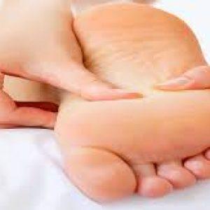 نقش پا و کفش طبی در بدن